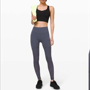 "LULULEMON Sheer Will HR Tight 28"" Pulse Size 10"
